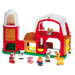 Fisher-Price La nouvelle ferme Little People