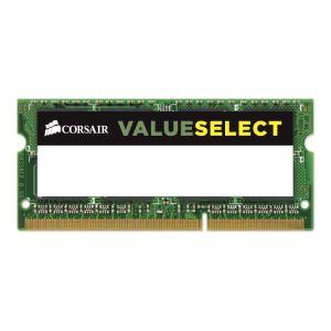 Corsair CMSO4GX3M1C1333C9 - Barrette mémoire Value Select 4 Go SO-DIMM DDR3L 1333 MHz CL9