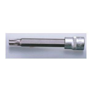 """KS Tools 911.1556 - Douille tournevis 3/8"""" Torx T45 L.110mm"""