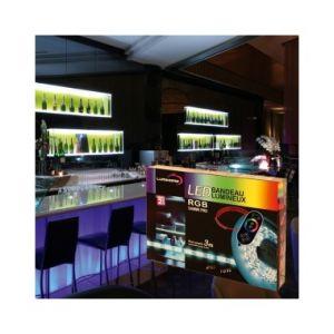 3M Girlande Strip à Led RGB avec télécommande (2,5 m)