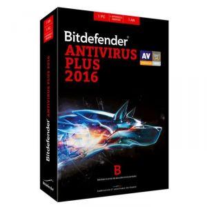 Bitdefender Antivirus Plus 2016 pour Windows