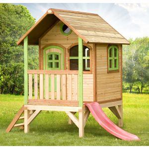 Axi Tom - Maisonnette en bois sur pilotis