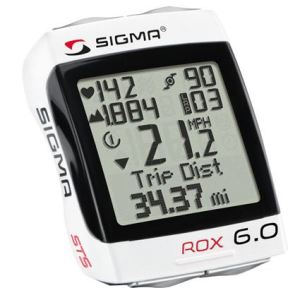 Sigma ROX 6.0 - Compteur vélo