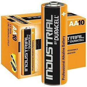 Duracell Pack de 100 piles AA / LR6