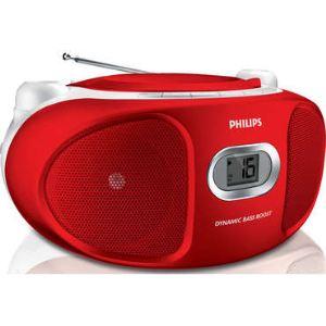 Philips AZ105 - Poste radio CD