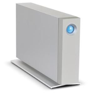 Lacie 9000472EK - Disque dur externe d2 Thunderbolt 2 6 To USB 3.0
