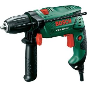 Bosch PSB 500 RE - Perceuse à percussion 500W