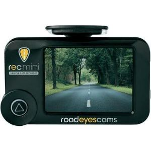 Road Eyes RECmini : Caméra Full HD à carte mémoire