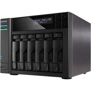 Asus AS-606T - Serveur NAS Gigabit Ethernet 6 baies