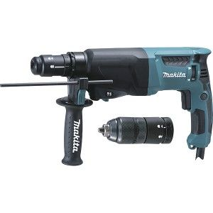 Makita HR2610T - Perfo-burineur SDS Plus 26 mm 800W