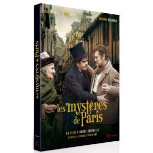 Les Mystères de Paris - avec Alain Dekok
