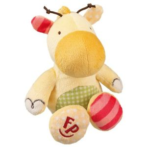 Fisher-Price Peluche mini : Girafe 20 cm