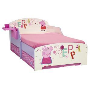 Someo Lit pour fille Peppa Pig avec tiroirs (70 x 140 cm)