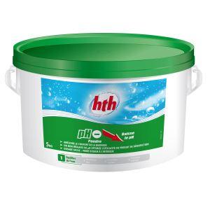 hth pH Moins en micro-billes - 5 kg
