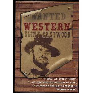 Clint Eastwood : Wanted Western