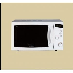 Hotpoint MWHA 211 - Micro-ondes encastrable avec Grill