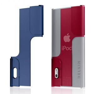 Belkin F8Z518cw094 BodyGuard Hue - Etui en ploycarbonate pour iPod Nano 5G
