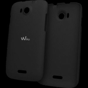 Wiko CLIPULTRASLIMPEAXBLACK - Coque ultra-slim pour Wiko Cink Peax