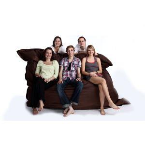 Miliboo Pouf géant design polyester Family Milibag