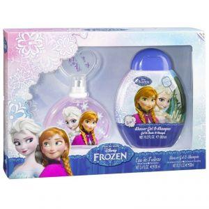 Coffret Frozen La Reine des Neiges : Eau de toilette et gel douche