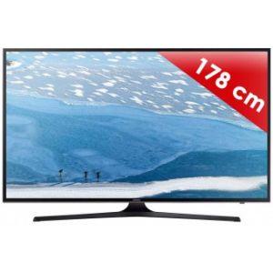 Samsung UE70KU6000 - Téléviseur LED 176 cm 3D 4K
