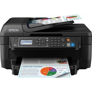 Epson WorkForce WF-2750DWF - Imprimante multifonctions couleur
