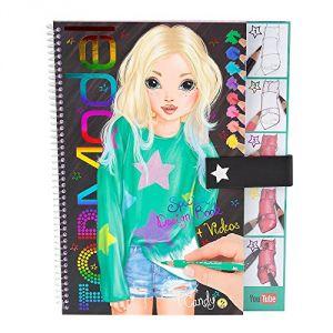 Kontiki Top Model - Album de coloriage : École de styliste