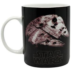 Abystyle Tasse Star Wars Millennium Falcon en porcelaine (32 cl)