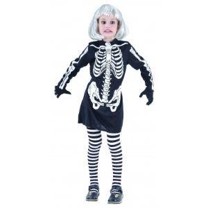 Déguisement squelette fille (11-14 ans)