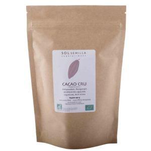 Sol Semilla Cacao cru Bio en poudre (250g)
