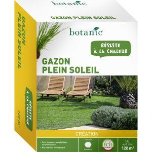 Botanic Gazon Plein Soleil Label Éco-durable 3 kg