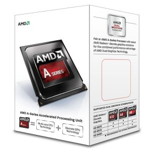 AMD A8-7600 (3,1 GHz) - Socket FM2+