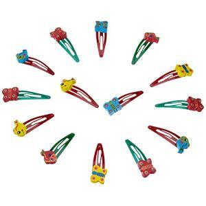 Legler 7992 - Barrettes à cheveux colorées