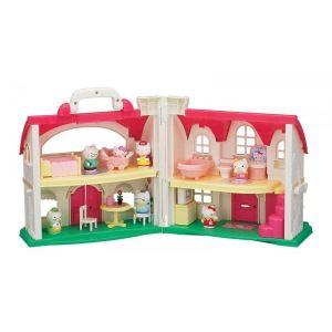 81 offres maison de poupee figurines surveillez les prix - Maison de poupee hello kitty ...