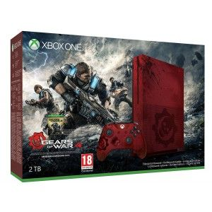 Microsoft Xbox One S 2To Gears of War 4 Limited Edition