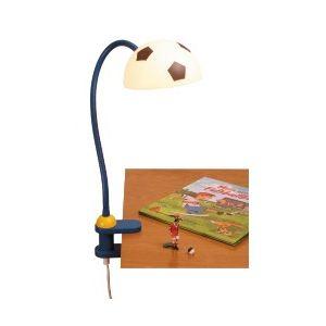 Niermann Standby 232 - Lampe liseuse pour enfants Football en plastique / métal / bois 20 W