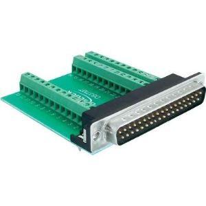 Delock 65320 - Adaptateur Sub-D 37 pin male vers Terminal Block 39 pin