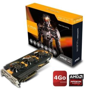 Sapphire Technology 11227-97-90G - Carte graphique Radeon R9 290 Tri-X OC 4 Go DDR5 PCI-E 3.0