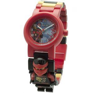 Lego 8020547 - Montre pour garçon Ninjago Kai