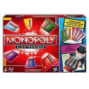 Hasbro Monopoly électronique version 2012