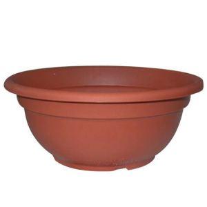 Marchioro Pot de fleurs rond Ebla en résine