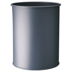 Durable Corbeille à papier en métal (15 L)
