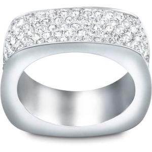 "Swarovski 5017112 - Bague ""Vio Crystal "" pour femme en métal"