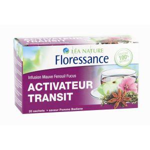 Floressance Activateur transit - Infusion, 20 sachets