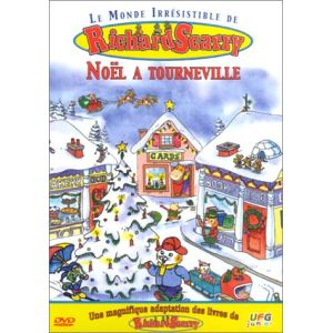 Le Monde Irrésistible de Richard Scarry : Noël à Tourneville