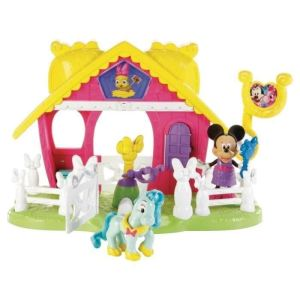Fisher-Price Écurie de Minnie