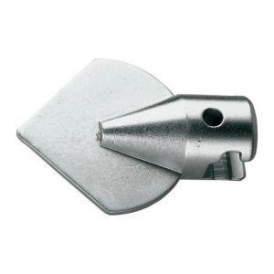 Rothenberger Foret à feuille, Ø de tuyau : 40-75 mm, Ø du foret 25 mm, Long. 35 mm, Prise femelle : 16 mm
