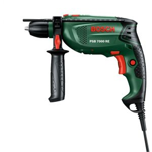 Bosch PSB 7000 RE - Perceuse à percussion filaire 680W