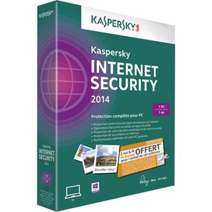 Internet security 2014 pour Windows