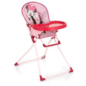 Hauck Chaise haute Mac Baby Minnie Mouse